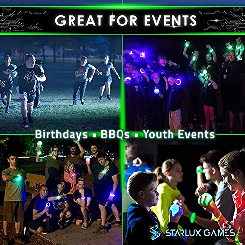 Capture The Flag Redux: The Original Glow-in-The-Dark Outdoor Game for Birthday Parties, Youth Groups and Team Building - a Unique Gift for Teen Boys