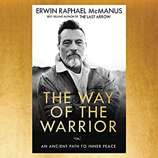 The Way of the Warrior audiobook cover art