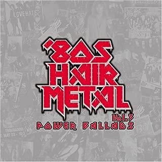 '80s Hair Metal Power Ballads Vol. 3