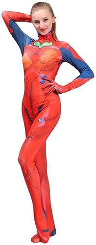 SEJNGF Anime Spiel Kostüm Cosplay Einteilige Strumpfhosen Halloween Charakter Leistung Kostüm (Keine Kopfbedeckung),Adult-L