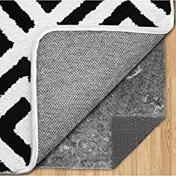 high quality area rug pads for hardwood