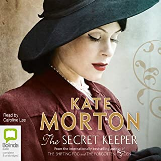 The Secret Keeper     A Novel              By:                                                                                                                                 Kate Morton                               Narrated by:                                                                                                                                 Caroline Lee                      Length: 19 hrs and 53 mins     270 ratings     Overall 4.6