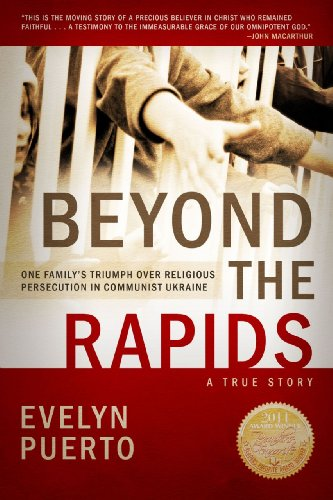 Book: Beyond the Rapids by Evelyn Puerto