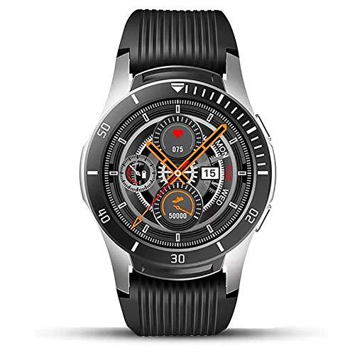 AYDQC Inteligente Reloj 1.3 Pulgadas de Pantalla táctil con el rastreador de Ejercicios de Ritmo cardíaco Presión Arterial IP67 a Prueba de Agua Control de Actividad for Hombres Mujeres fengong