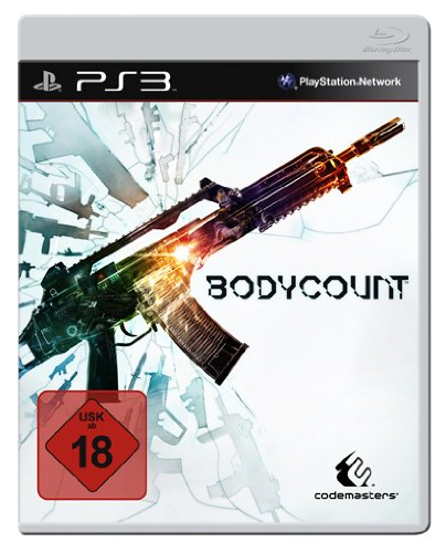 Bodycount - [PlayStation 3]