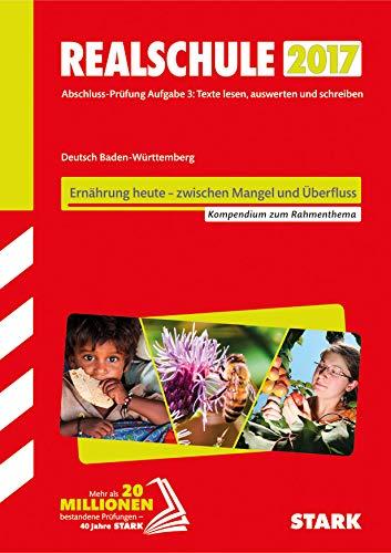 STARK Textkompendium Realschule - Deutsch Baden-Württemberg 2016/17