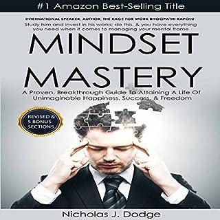Mindset Mastery cover art