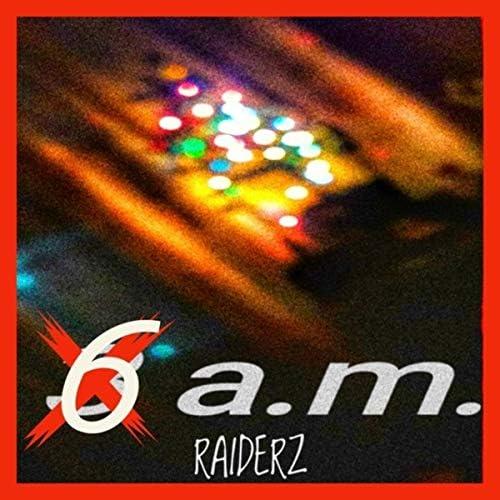 Raiderz feat. R-God