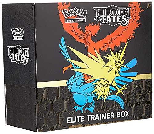 Pokémon TCG: Hidden Fates Elite Trainer Box, Multi