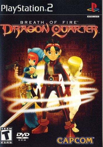 Breath of Fire: Dragon Quarter - PlayStation 2 by Capcom