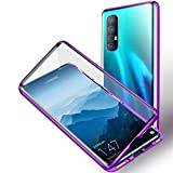 Magnetic Adsorption Case for OPPO Find X2 Neo (6,5