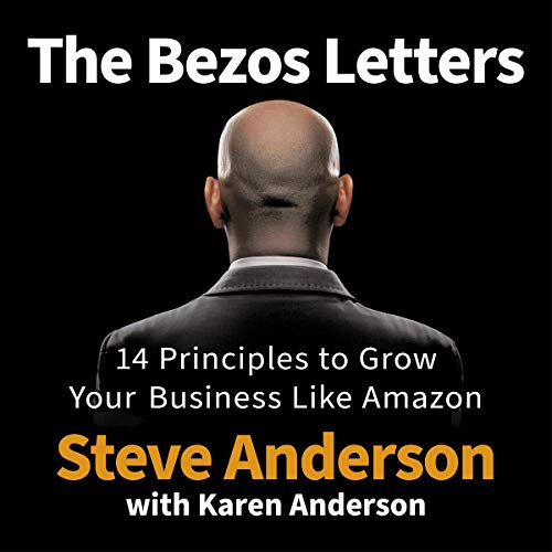 The Bezos Letters cover art