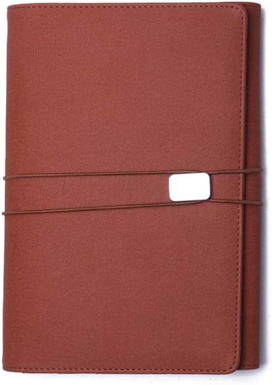 notebook ZLZ- Sheep Run Leather Business Diary Sales Booklet B shopping Book A5