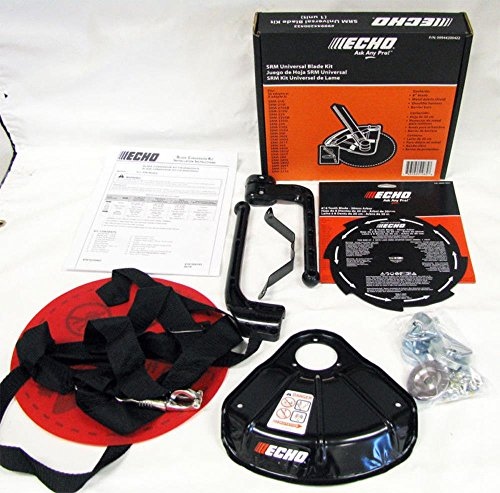 String Trimmer Parts & Accs ECHO BRUSHCUTTER BLADE KIT FOR SRM210 99944200422