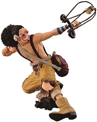 Banpresto One Piece 5.5-Inch The Usopp Figure, King of Artists Series