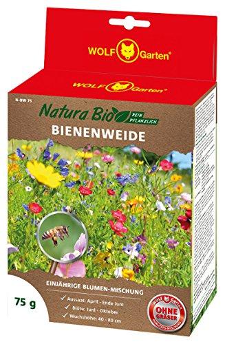 WOLF-Garten - - Natura Bio - Bienenweide - N-BW 75 - für 75 m²