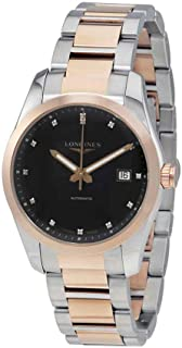 Longines Conquest Classic L2.785.5.58.7 18K Gold and Stainless Steel Automatic Men's Watch
