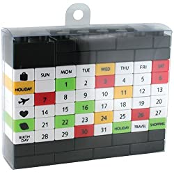 A Perpetual Calendar Gift For Geeks