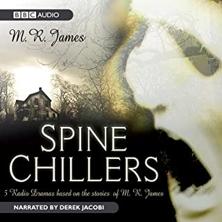 Spine Chillers cover art