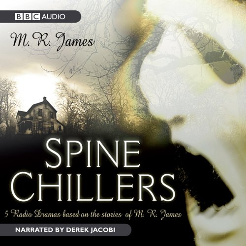 Spine Chillers audiobook cover art