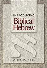 Best introducing biblical hebrew ross Reviews