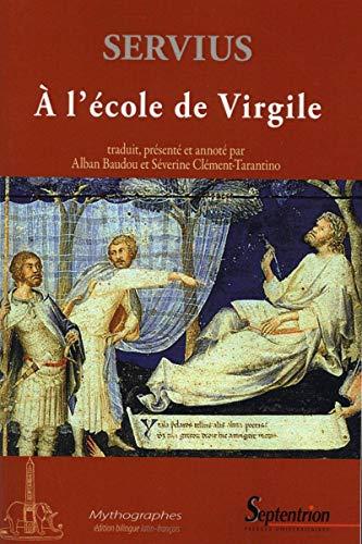 A l'école de Virgile : Commentaire à l'Enéide Livre I: COMMENTAIRE A L''ENEIDE (LIVRE 1)