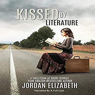 Kissed by Literature audiobook cover art