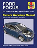 Ford Focus petrol & diesel (Oct '14-'18) 64 to 18