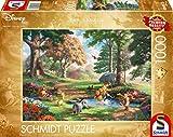 Disney, Winnie The Pooh Puzzle 1.000 Teile