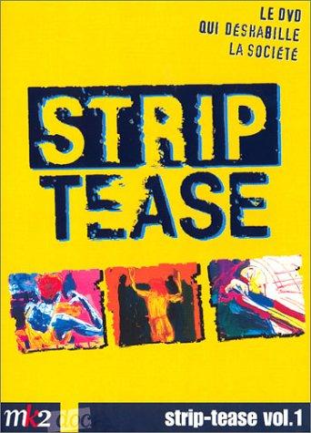 Strip-tease, le magazine qui déshabille la société - Vol. 1 [Francia] [DVD]