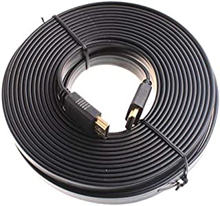 HDMI Flat Cable 5M - 3D Full HD 1080P