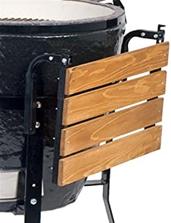 Primo 301 Wood Side Tables, Fits Extra Large Oval & Round Cradle, 2 Shelves