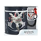 Assassin's Creed The Assassin - Tasse mit Thermoeffekt Unisex Tasse multicolor