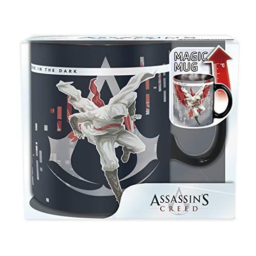 Assassin's Creed - The Assassin - Farbwechsel-Tasse | Ubisoft | Merchandise
