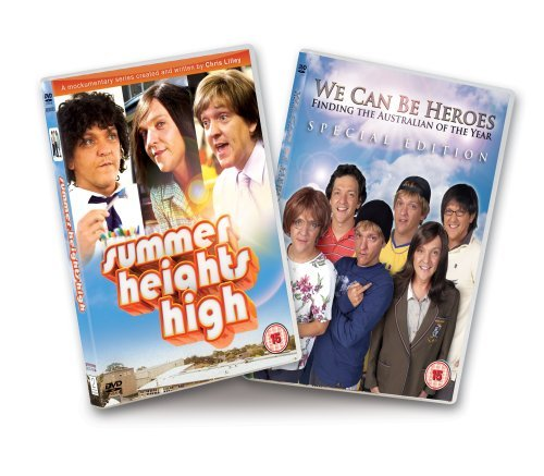 Summer Heights High & We Can Be Heroes Box Set [Reino Unido] [DVD]