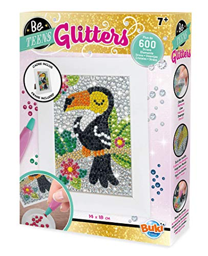 BUKI DP004 - Be Teens Glitters - Tukan