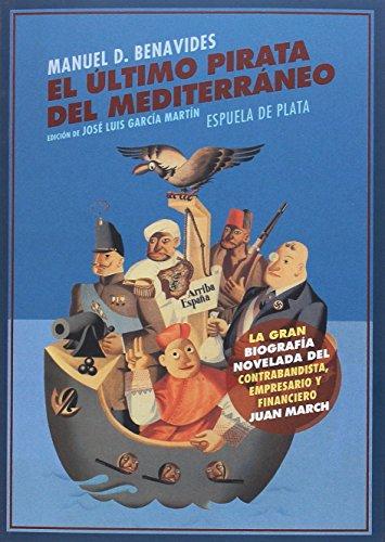 El último pirata del Mediterráneo (Narrativa)
