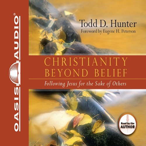 Christianity Beyond Belief audiobook cover art