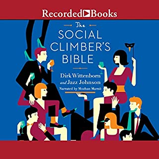The Social Climber's Bible cover art