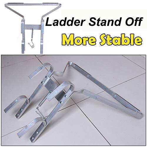 Strapazierfähiger I-förmiger Leiterhalter, passend für Universal-Leiter-Zubehör