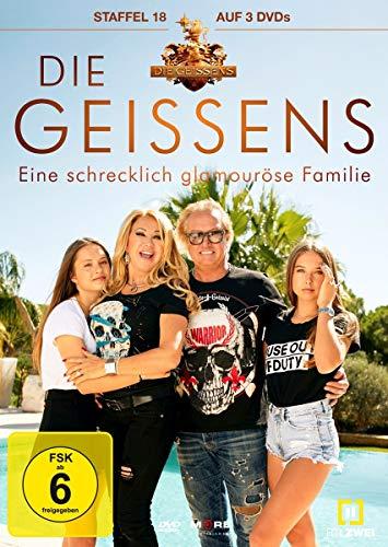 Die Geissens - Staffel 18: Eine schrecklich glamouröse Familie [3 DVDs]