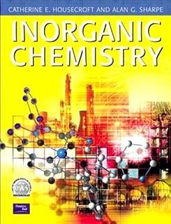 Inorganic Chemistry by Catherine E. Housecroft (2001-01-15)