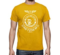 latostadora - Camiseta On The Road Living Free para Hombre ...