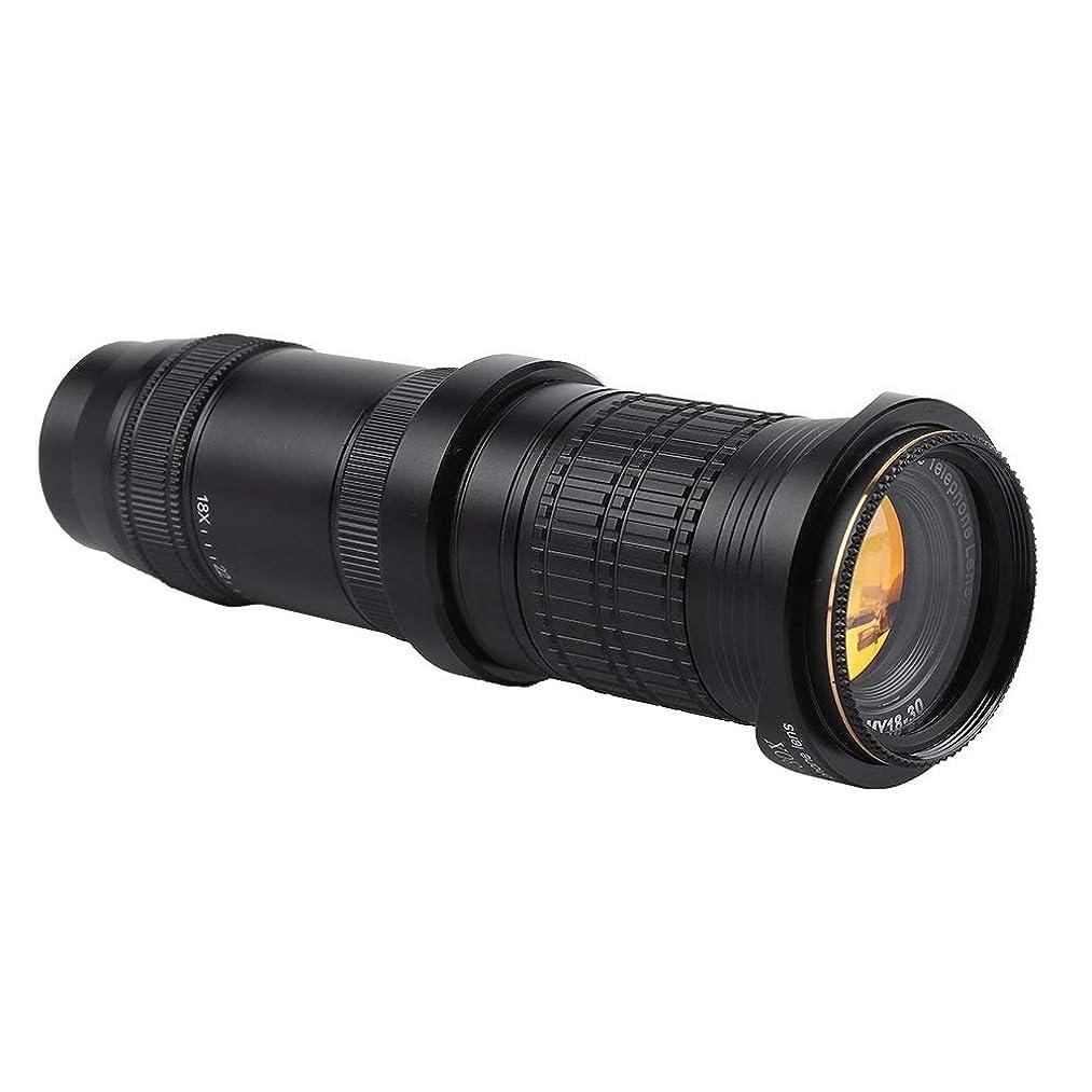 18x Tlephoto Lens -Universal 18-30X HD Mobile Phone Zoom Telephoto Lens Camera Lens Hood UV Filter Kit