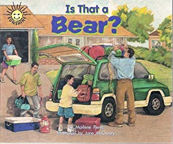 Paperback Is That a Bear? (Sunshine Fiction, Level H) Book