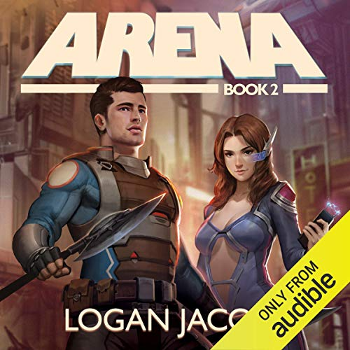 Arena, Book 2 cover art