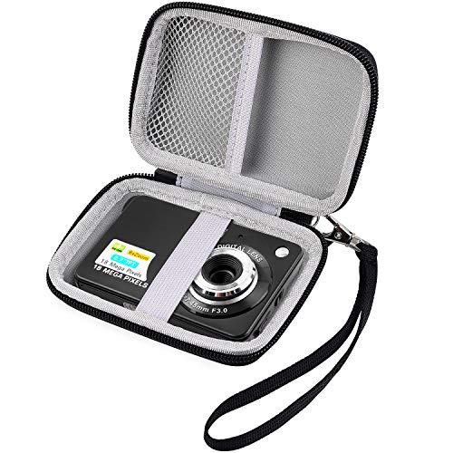 """Digitalkamera Tasche für AbergBest 21 Megapixel 2,7\"""" LCD wiederaufladbare HD Digitalkamera Digitale Videokamera Studentenkamera Indoor Outdoor für Erwachsene/Senioren/Kinder"""