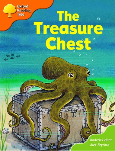 Oxford Reading Tree: Stages 6-7: Storybooks (Magic Key): The Treasure Chestの詳細を見る