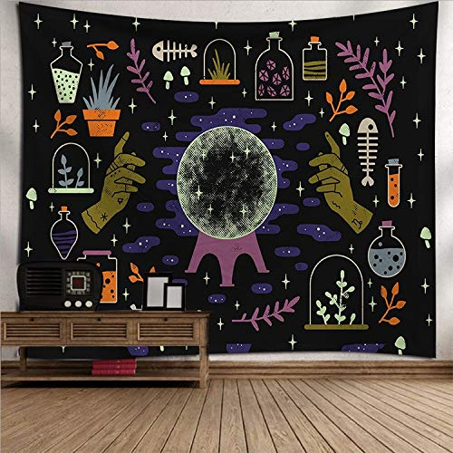 Mandala de gran tamaño de fondo de tela de fondo decoración de la pared tapiz decoración del hogar tapiz mural a11 73x95cm