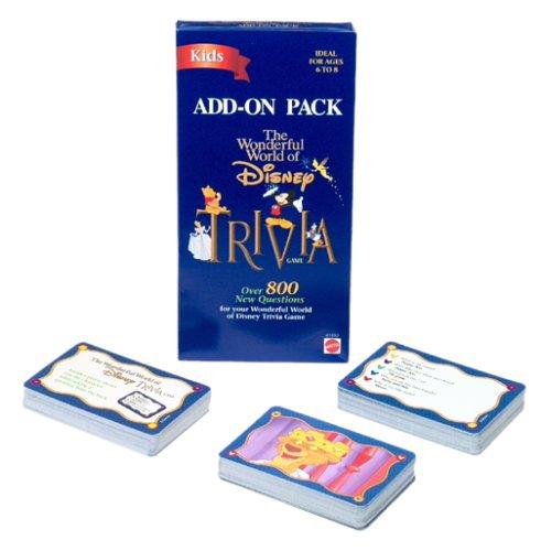 Disney Trivia Add-on Pack (Kids) [englischsprachige Version]